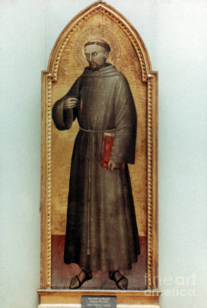 Painting - St. Francis Of Assisi by Granger