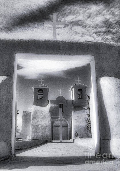 Photograph - St. Francisco De Asis by Sam Stanton