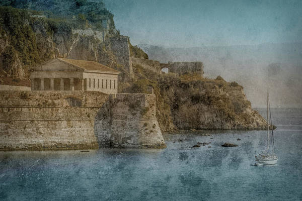 Photograph - Corfu, Greece - St George by Mark Forte