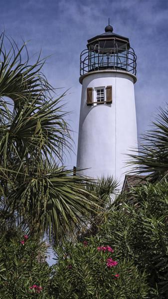 Photograph - St George's Island Lighthouse by Joan Carroll