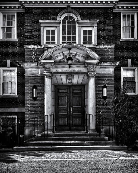 Photograph - St Hilda's College University Of Toronto Campus by Brian Carson