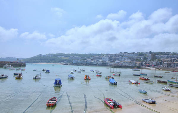 Ives Photograph - St Ives by Martin Newman