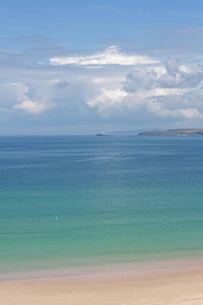 Photograph - St Ives View by Peter Walkden