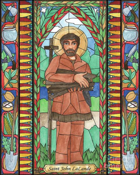 Painting - St. John Lalande by Brenda Nippert