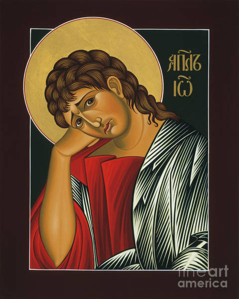 Painting - St. John The Apostle 037 by William Hart McNichols