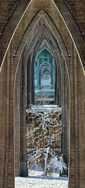Photograph - St Johns Cathedral by Wes and Dotty Weber