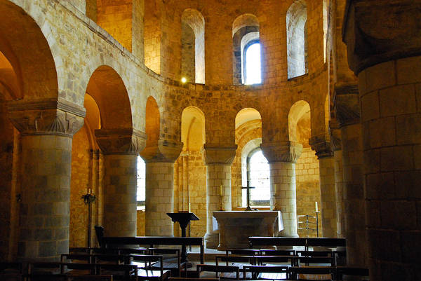 Photograph - St. John's Chapel by Harry Spitz