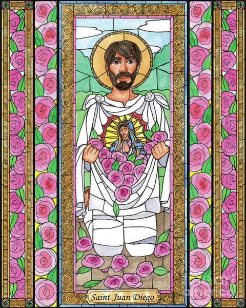 Painting - St. Juan Diego by Brenda Nippert