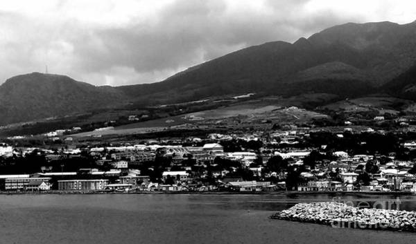 Photograph - St. Kitts Beautiful Caribbean Island  by Paulo Guimaraes