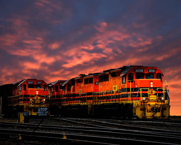 Photograph - St Lawrence And Atlantic Rr  by Bob Orsillo