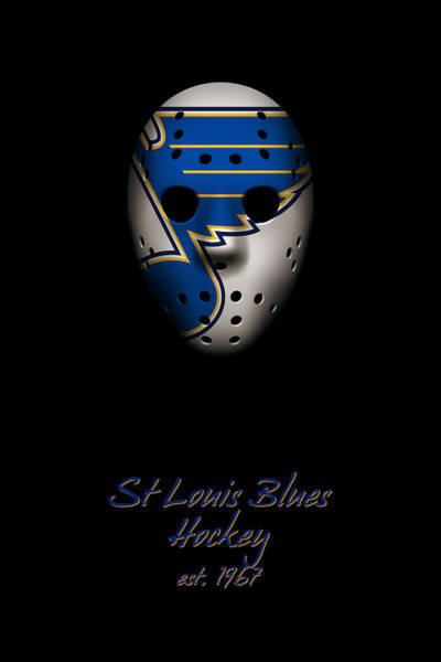 Wall Art - Photograph - St Louis Blues Established by Joe Hamilton