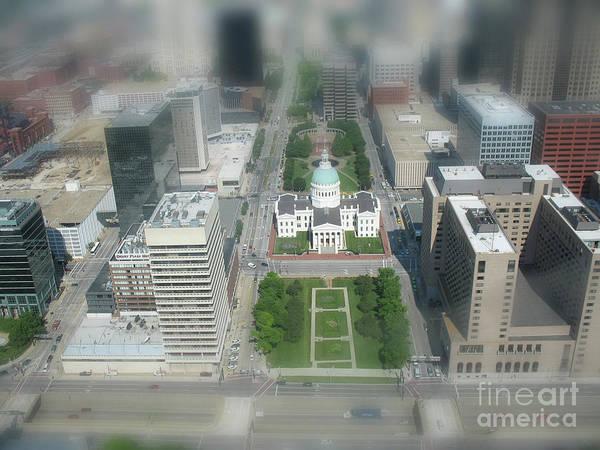 Photograph - St Louis, Missouri by Tony Baca