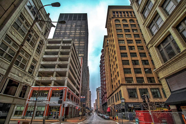 Photograph - St. Louis Sky by Mike Dunn