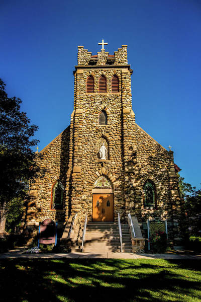 Photograph - St. Mary Church by Onyonet  Photo Studios