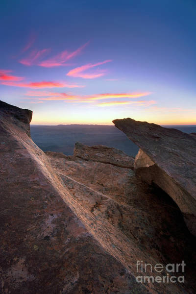 Wall Art - Photograph - St Mary Peak Sunrise by Bill  Robinson