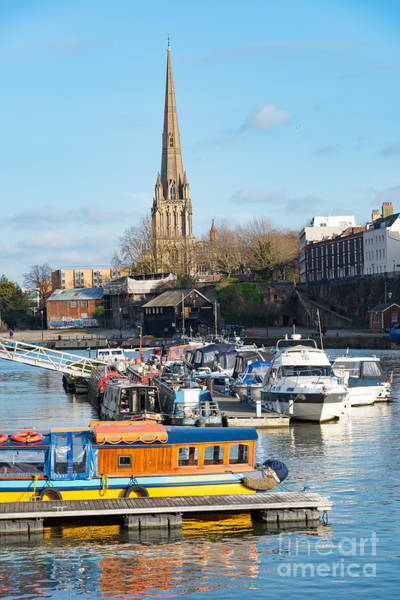 Photograph - St Mary Redcliffe, Bristol by Colin Rayner