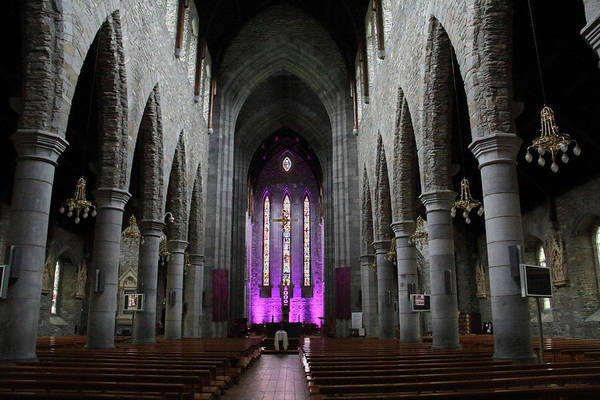 Photograph - St. Mary's Cathedral, Killarney, Ireland 2 by Marie Leslie