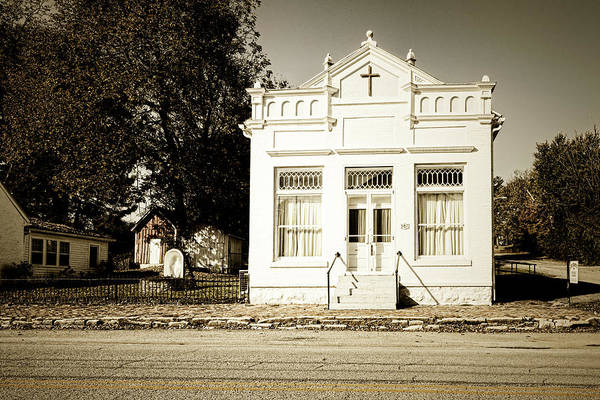Photograph - St. Marys Perryville by Sharon Popek