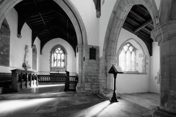 Photograph - St. Michael's Church by Ross Henton