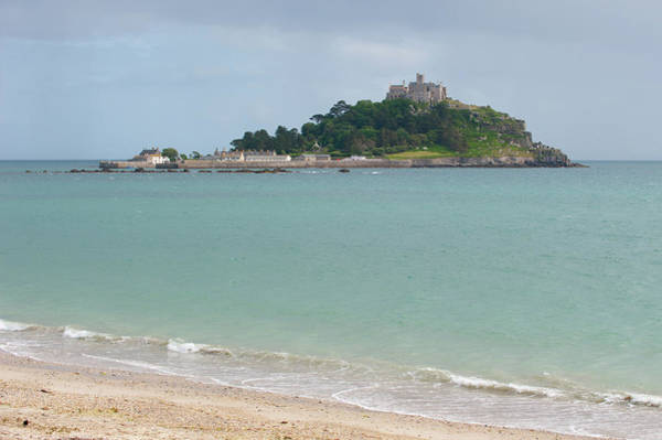 Photograph - St Michael's Mount Iv by Helen Northcott