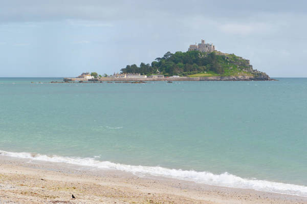 Photograph - St Michael's Mount V by Helen Northcott