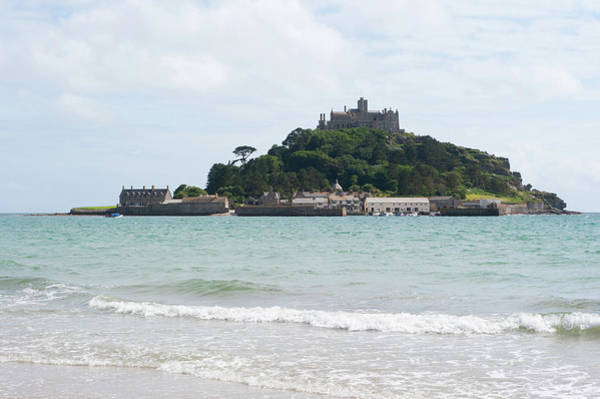 Photograph - St Michael's Mount Vi by Helen Northcott