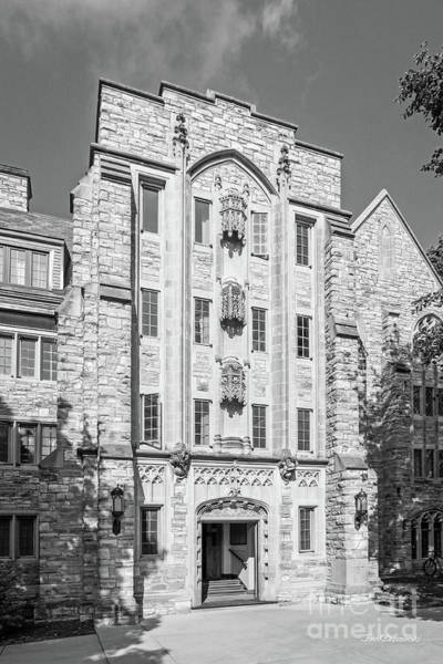 Photograph - St. Olaf College Mellby Hall by University Icons