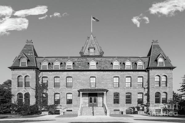 College Photograph - St. Olaf College Old Main by University Icons