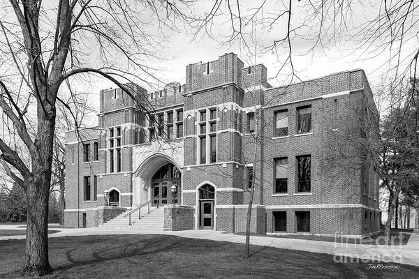 Photograph - St. Olaf College Theater Building by University Icons