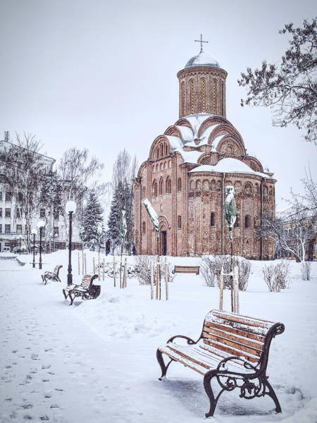 Photograph -  St. Paraskeve Church. Chernihiv, 2018. by Andriy Maykovskyi