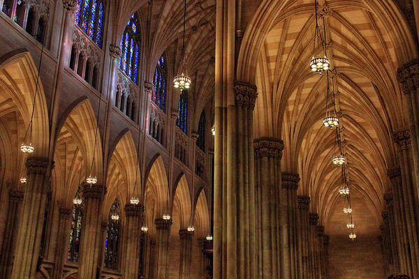 Photograph - St. Patrick's Arches by Jessica Jenney