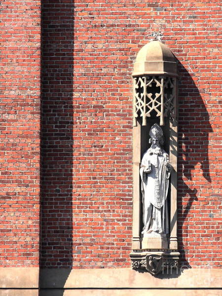 Photograph - St Patricks Catholic Church Sf by Wingsdomain Art and Photography