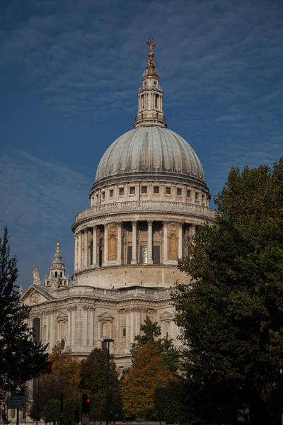 Wall Art - Photograph - St Paul's Cathedral by Nigel Jones