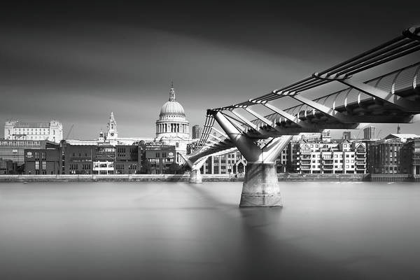 Millennium Photograph - St. Pauls by Ivo Kerssemakers