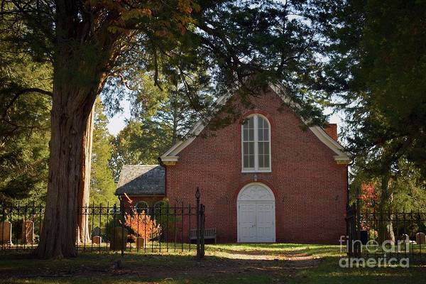 Wall Art - Photograph - St. Pauls Parish, Kent Co, Md by Skip Willits