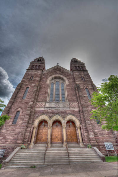 Baraga Photograph - St Peter Cathedral 2 by Paul LeSage