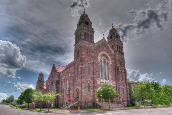 Baraga Photograph - St Peter Cathedral by Paul LeSage