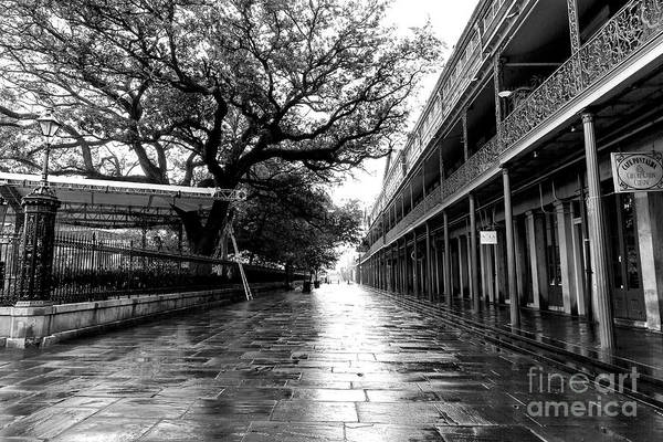 Photograph - St. Peter Street Morning by John Rizzuto