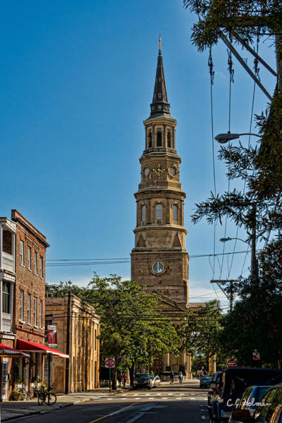 Photograph - St. Philip's Episcopal Church by Christopher Holmes
