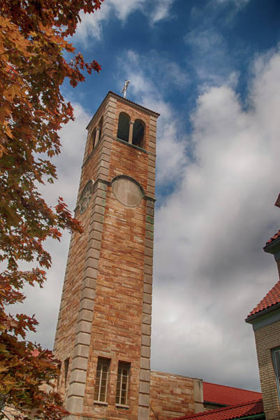 Photograph - St Thomas Aquinas Tower by Guy Whiteley