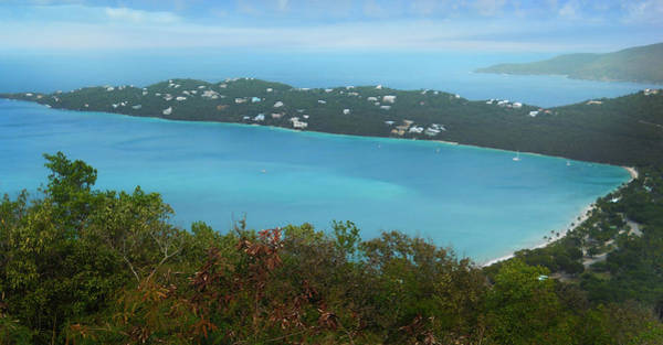Photograph - St. Thomas Bay View by Judy Hall-Folde