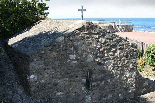 Photograph - St Trillo's Chapel - North Wales - Exterior by John Quigley