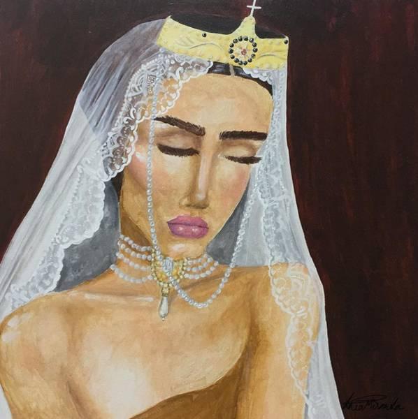 Rhea Painting - St. Vincent by Rhea Miranda