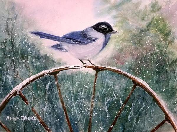 Painting - Stability by Anna Jacke