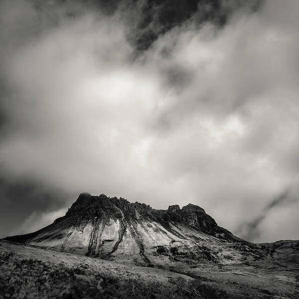 Wall Art - Photograph - Stac Pollaidh by Dave Bowman