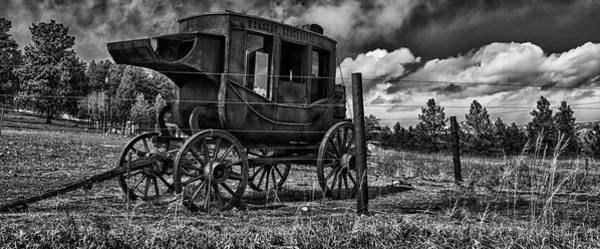 Photograph - Stagecoach II by Ron White