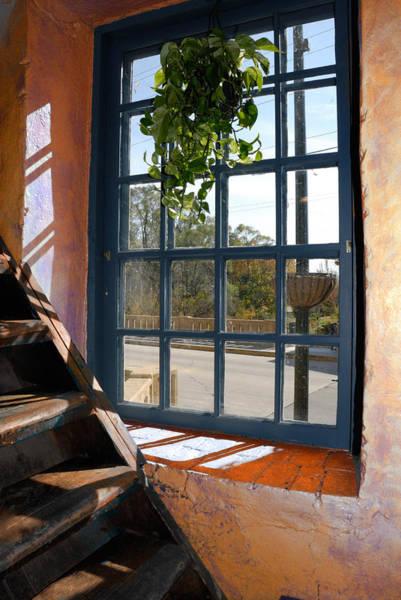 Photograph - Stair Lit by Arthur Fix