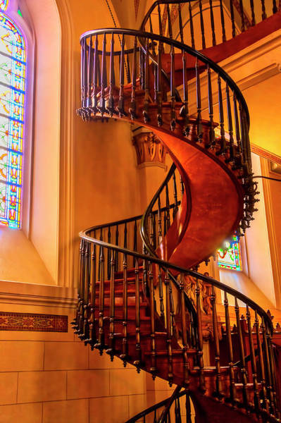 Wall Art - Photograph - Staircase To Heaven by Garry Gay