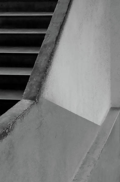 Photograph - Stairs And Lines by Prakash Ghai