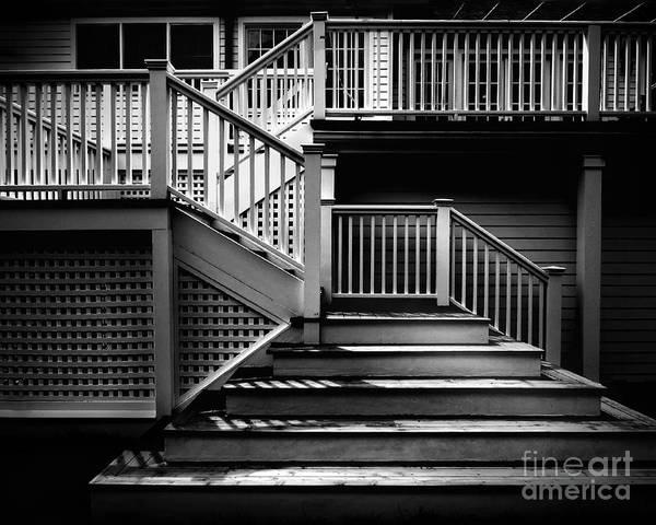 Wall Art - Photograph - Stairs Iv by Aneta  Berghane